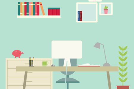 183 & Home Office - 5 Tips on How to Set it Up - Lara Media